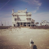 Photo taken at The Waymire Beach House by Maurice P. on 2/21/2014
