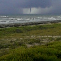 Photo taken at The Waymire Beach House by Maurice P. on 9/8/2013