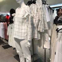 Photo taken at Zara by Marie F. on 4/5/2017