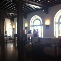 Photo taken at Casa Marina, A Waldorf Astoria Resort by Marie F. on 11/24/2012