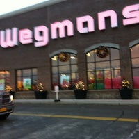 Photo taken at Wegmans by Marie F. on 12/23/2012
