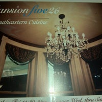 Photo taken at Mansion Five 26 by Jaymz J. on 9/29/2012