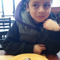 Photo taken at Cicis by Sylvia S. on 2/26/2015