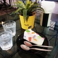 Photo taken at Pagoda Caffé by Muk on 3/18/2017