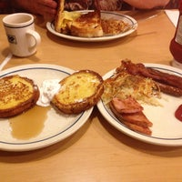 Photo taken at IHOP by Christine C. on 5/15/2013