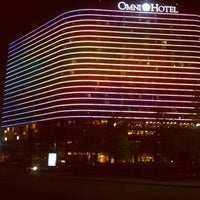 Photo taken at Omni Dallas Hotel by Ever C. on 3/19/2013