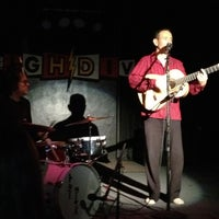 Photo taken at High Dive by Steve W. on 2/14/2013