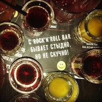 Снимок сделан в Rock'n'Roll Bar пользователем Tanya T. 9/26/2013