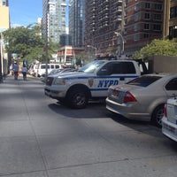 Photo taken at NYPD - Midtown South Precinct by Alexander S. on 9/14/2014