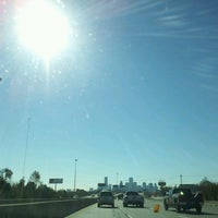 Photo taken at I-45 Freeway & Tx 249 Tomball Parkway by Monica M. on 1/22/2013