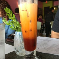 Photo taken at Mango Thai Cuisine by Melanie N. on 5/16/2013