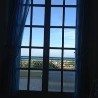 Photo taken at Bagno La Tintarelleria by Trina S. on 10/24/2012