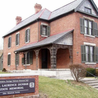 Photo taken at Paul Laurence Dunbar House by BET on 2/21/2013