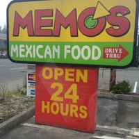Photo taken at Memo's Mexican Restaurant by Kirk L. on 9/13/2013
