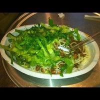 10/12/2012 tarihinde Thomas O.ziyaretçi tarafından Chipotle Mexican Grill'de çekilen fotoğraf