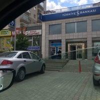 Photo taken at İş Bankası by Erçin D. on 5/26/2016