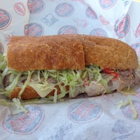 Photo taken at Jersey Mike's Subs by Jonathan Z. on 5/29/2015