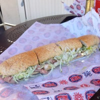 Photo taken at Jersey Mike's Subs by Jonathan Z. on 6/19/2015