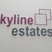 Photo taken at Skyline Estates by Elizabeth P. on 8/13/2013