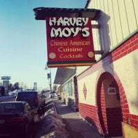 Photo taken at Harvey Moy's Chinese Restaurant by Adan H. on 3/8/2013