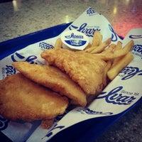 Photo taken at Ivar's Fish Bar by Adan H. on 1/19/2013
