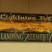 Photo taken at Frank Lamping Elementary School by Karen M. on 8/23/2013