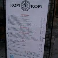 Photo taken at Kofi-Kofi by depony💡 on 2/11/2013