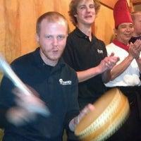Photo taken at Yoshida Japanese Steak House by Julia Ann Band on 1/27/2013