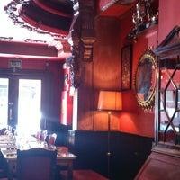 Photo taken at Café Racer Club 70 by Valentín F. on 8/2/2014