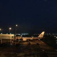 Photo taken at American Airlines Admirals Club by Andre P. on 10/19/2012