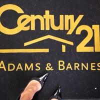 Photo taken at CENTURY 21 Adams & Barnes by Joann W. on 9/20/2013