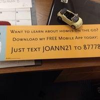 Photo taken at Joann's Real Estate Desk by Joann W. on 1/8/2014