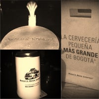 Photo taken at Bogotá Beer Company by Walther R. on 4/27/2013