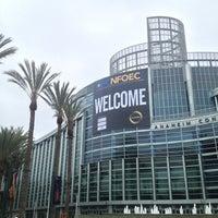 Photo taken at Anaheim Convention Center by Ernesto on 3/19/2013
