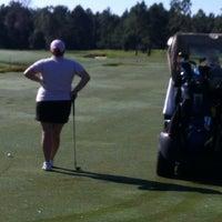 Photo taken at Fallen Oak Golf Course by Brenda O. on 9/28/2013