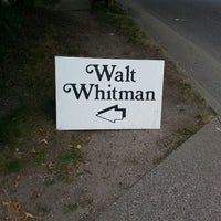 Photo taken at Walt Whitman Birthplace by Diana Q. on 7/1/2013