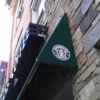 Photo taken at Starbucks by Diana Q. on 10/10/2012