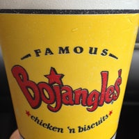 Photo taken at Bojangles' Famous Chicken 'n Biscuits by Anoop R. on 1/1/2013