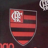 Photo taken at Ninho do Urubu (CT do Flamengo) by Pedro F. on 11/27/2012