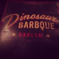 Photo taken at Dinosaur Bar-B-Que by M S. on 7/19/2013