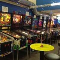 Foto tirada no(a) Seattle Pinball Museum por Colleen D. em 3/15/2013