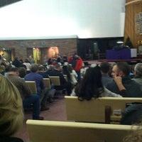 Photo taken at St. Charles Parish Catholic Church by Dianah B. on 12/14/2012
