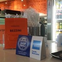 Photo taken at Bezzini Café by Belinda P. on 11/4/2013