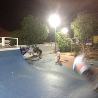 Photo taken at Suicida Park by Marcelo O. on 10/16/2012