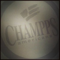 Photo taken at Champps Americana by Adam F. on 7/20/2013