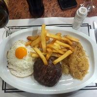 Foto tomada en Charcutería-Restaurante Sanabres por Alexis O. el 7/11/2017
