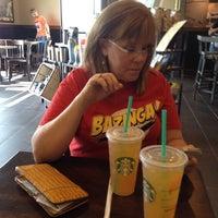 Photo taken at Starbucks by Mike J. on 7/3/2013