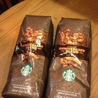 Photo taken at Starbucks by Mike J. on 10/3/2012