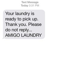 Photo taken at Amigo Laundry by Mike J. on 3/2/2014