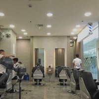 Photo taken at Bruno's Barbers by Lester C. on 12/29/2017